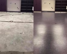Protect Your Garage Floor From Winter Hazards