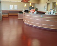 Epoxy Floor Finish Ideal For Business Applications